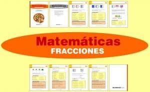 MATERIAL COMPLETO: Las fracciones