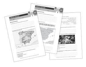 Evaluaciones propuestas 'APRENDER ES CRECER' (ANAYA) [CCSS6]