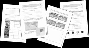 Actividades de Refuerzo de Ciencias Sociales – 3.º de Primaria [AR CCSS3]