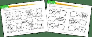 Método ABN. Equivalencia entre conjuntos (II)
