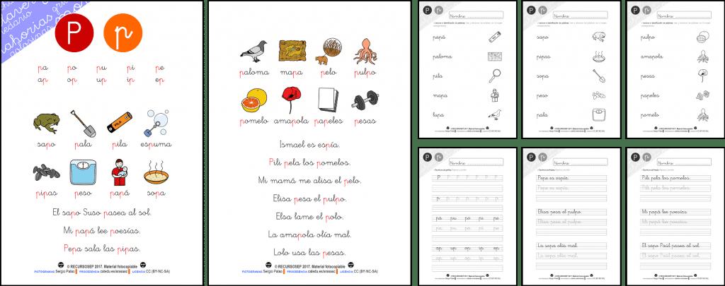 Cartilla De Lectura Infantil: Cartilla Para Leer