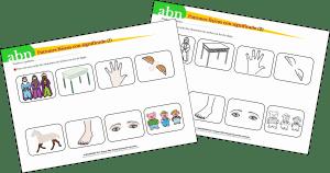 Método ABN. Patrones físicos con significado