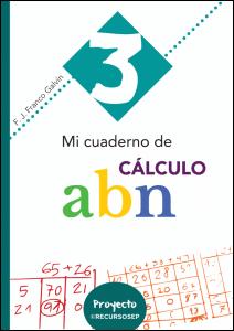 Mi cuaderno de cálculo ABN 3 (Castellano y Valencià-Català) – COMPLETO