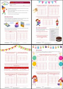 Proyectos ABN / Mates. La fiesta de cumpleaños 🍰