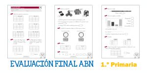 Evaluación Final ABN – 1.º Primaria