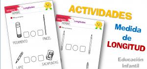 Propuesta de actividad: Medida de longitud en Educación Infantil
