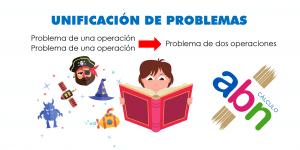 Método ABN. Unificación de problemas (3)