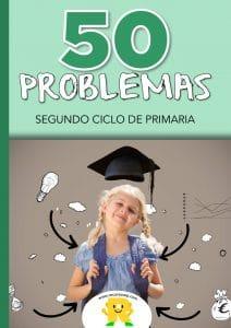 CUADERNILLO: 50 PROBLEMAS para segundo ciclo de Primaria