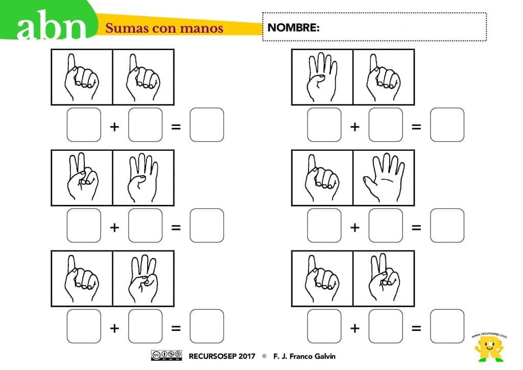 sumas-con-manos-dominó-ficha-recursosep-abn-001