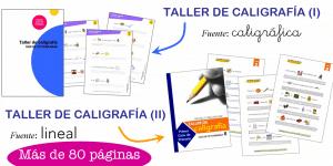 Cuadernos de CALIGRAFÍA (Primer Ciclo de Primaria)